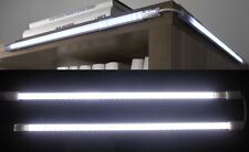 LED Unterbauleuchte aus ALU Lichtleiste 58cm Schrank Regalbeleuchtung U11 B-Ware