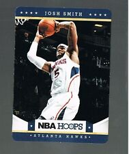 2012/13 panini NBA HOOPS Taco Bell JOSH SMITH #104 HAWKS / OAK HILL ACADEMY