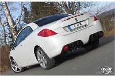 PEUGEOT 308 CC 1.6i 147 kW muffler FOX 2x106x71