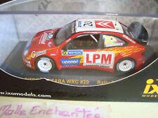 CITROEN  XSARA WRC RALLY FINLAND 2006   IXO 1/43°