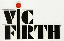 Vic Firth Large Bumper / Bass Drum Sticker