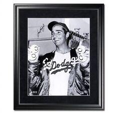 Sandy Koufax Signed Framed No Hitter 16x20 Photo Dodgers Upperdeck UDA BAJ85401