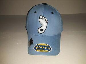 North Carolina Tar Heels 1 Fit Heel Logo Youth Hat