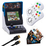 NEOGEO Mini International Collectors Pack: White - Includes 40 built in games
