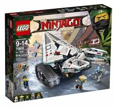 LEGO The Ninjago Movie Ice Tank Set 70616