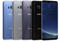 Unlocked Samsung S8 SM-G950U G950U G950U1 T-Mobile AT&T Unlocked Cricket GSM