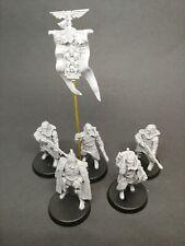 Warhammer Death Korps of Krieg Command HQ Squad / Marshal