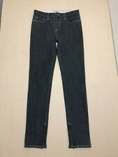 Gorman Jeans Women ~ Size 28 or AU 10 ~ Great Cond Zippered Denim Pants Trousers
