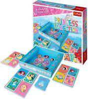 Trefl Kids Disney Princess Collection Strategy Board Game Play Fun Children NEW