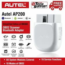 Autel MaxiAP AP200 ALL Systems Car Code Reader OBD2 Bluetooth Scanner as MK808BT