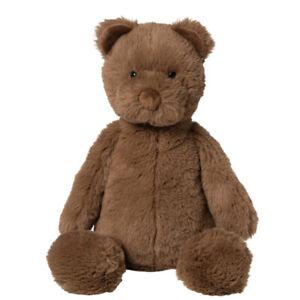 NEW PLUSH SOFT TOY Manhattan 159330 Brown Hans Teddy Bear 38cm