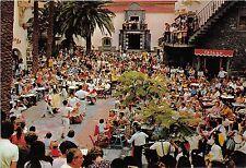 BG6302 fataga las palmas de gran canaria bailes tipicos en pueblo canario  spain