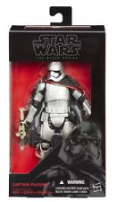 "Star Wars Hasbro Black Series E7 Force Awakens 6"" W1 #06 Captain Phasma AU"