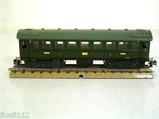 Märklin H0 00 uralter Personenwagen 341 Vorkrieg 1938/39 Klauenkupplung Top  800