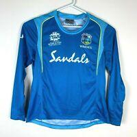 West Indies Windies Women's T20 Jersey Shirt Long Sleeve Size Ladies 12