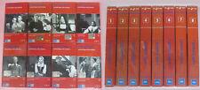 8 VHS film serie I PROMESSI SPOSI Paola Pitagora Nino Castelnuovo (F160) no dvd