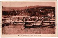 CPA 88 - GERARDMER (Vosges) - 19. Canot au bord du lac