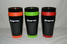 Brand New Snap-On Tools Travel Mug - 3 Color Choices