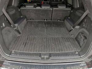 Rugged Rubber Boot Liner Trunk Mat Tailored for Mercedes-Benz GL GLS X166 12-19