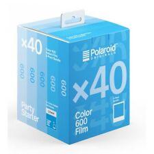 Polaroid 600 Colour Instant Film - 5 PACK