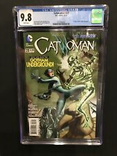 Catwoman #23 First Appearance of New Joker's Daughter CGC 9.8