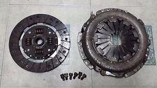 4AGE Blacktop 212mm clutch disc and pressure plate (LUK & Valeo)
