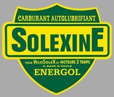 Solexine Energol Sticker vinyle laminé