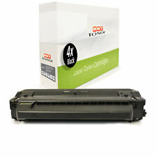 4x Patrone für Samsung ML-2525-W ML-2540-R ML-1915-DSP ML-2580-N