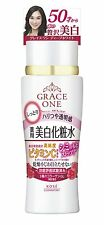 New Kose Grace One Deep white lotion M (moist type) 180mL Made in Japan F/S