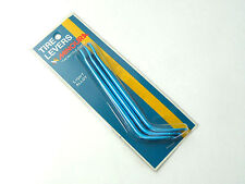 Minoura tire levers Blue Alloy for changing flat tool Vintage Bike mtb NIP  NOS