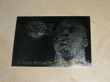 1996-97 Fleer Metal Platinum Portraits #8 Shaquille Shaq O'Neal