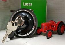 David Brown Cropmaster Tractor Genuine Lucas OEM Headlight Ignition Switch & Key
