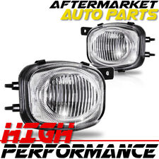For 2000 2002 Mitsubishi Eclipse Oereplacement Fog Light Clear Fits 2002 Mitsubishi Eclipse