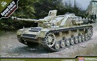 Academy 1:35 StuG IV Sd.Kfz.167 (Early Version) German Tank Model Kit