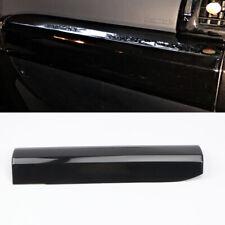 ABS Black Dashboard Center Console Stripe Trim 1pcs For Toyota 4Runner 2014-2021