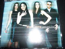 The Corrs Breathless Australian CD Single – Like New