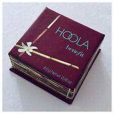 Benefit Hoola Matte Bronzing Powder Full Size 8.0 g With Brush and Mirror