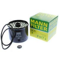 Original MANN-FILTER Kraftstofffilter P 917 x Fuel Filter