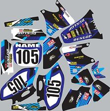 Graphics for 2000-2002 Yamaha YZF250 YZF426 YZ250f 426f Decal fender shroud