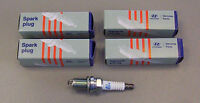Genuine Hyundai i20 Spark Plugs Four Pack - 1882709080