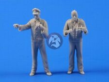 CMK 1/35 Schnellboot Crew - Guard with Binoculars (2 Figures) F35205