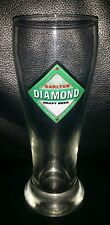 RARE COLLECTABLE CARLTON CUB DIAMOND DRAFT 285ML BEER GLASS BRAND NEW NEVER USED
