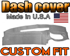 fits 1995 1996 CHEVROLET SILVERADO TRUCK DASH COVER DASHBOARD PAD /  LIGHT GREY