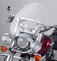 PUIG SCREEN CUSTOM DAYTONA IV HONDA VTX 1300S 03-07 CLEAR