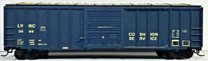 ATHEARN 50' BOXCAR HO SCALE LAMOILLE VALLEY RR LVRC 3099 /  RARE