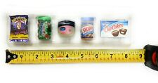 Tiny Pretend Play Food And Accessories Lot of 5 Pieces