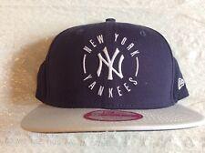 Victoria's secret Pink NWT Navy *NEW YORK YANKEES* Ball Cap (O/S)