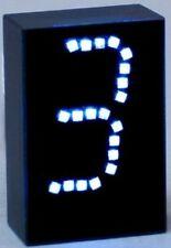 Indicador marcha suzuki bandit 1250, SV 650, GSF, DL, gsxr 1000, TL -- tecnología LED