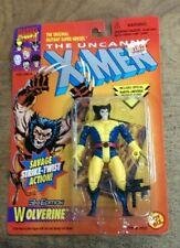 Wolverine - 3rd Edition Marvel Uncanny X-men Vintage Toybiz 1992 New / sealed !