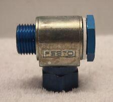 Festo Connector L-Quick LCK-1/2-PK-13 #4100 *NEW*